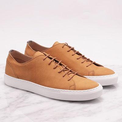 Gregers sko shoes Trento cognac